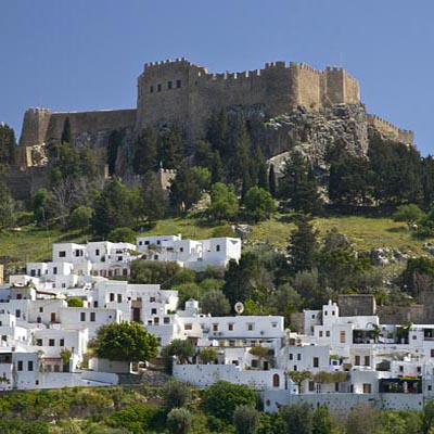 Airport Transfer to Lindos
